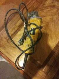 black and yellow corded power tool Denver, 80221
