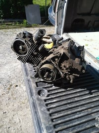 black and gray car engine Pickering
