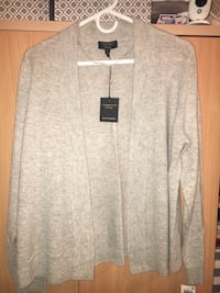 NEW WITH TAGS!!! Cashmere cardigan