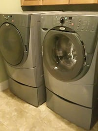 DRYER ONLY WHIRLPOOL - WITH PEDESTAL  Chino Hills, 91709