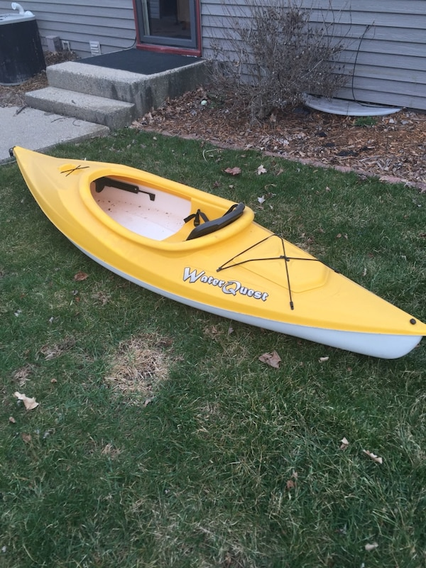 Water quest Kayak like new