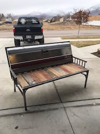 Ford Tailgate bench