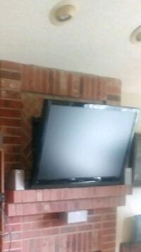 Sharp HD tv with wall mount Colorado Springs, 80915