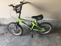 green and black Mongoose full-suspension bike Mississauga, L5N 0C7