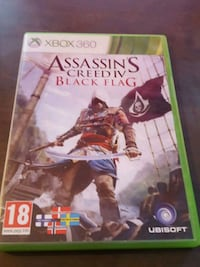 Assassin's Creed 3 Xbox 360 spill tilfelle Orkdal, 7300