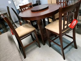 5 Piece Dining table chairs