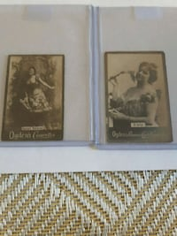 100+ years old Ogdens tobacco cards Toronto, M1B 1J5