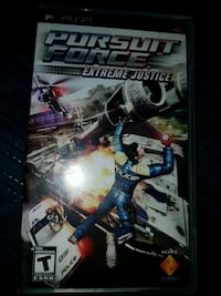 PSP  game pursuit force extreme justice Kitchener, N2P 1R7
