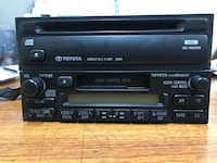 1998 Toyota 4Runner radio and cd player Elkridge, 21075