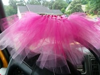 pink and white tutu skirt Knoxville, 37920