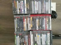 80 ps3 games.  Barrie, L4N 0L6
