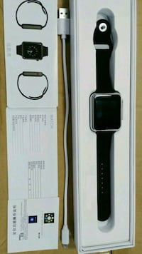 Smartwatch compatible with Apple and Android Metairie, 70002