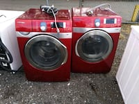 Samsung steam washer and dryer works good  Prince George's County, 20746