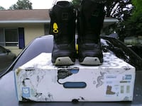 Ski boots new never used Orlando, 32808