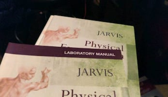 Jarvis health assessment textbook and lab manual
