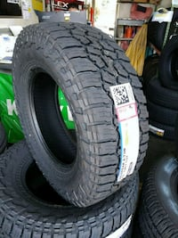 265/70/17...4 new Falken AT3 tires..Installed! El Monte, 91732
