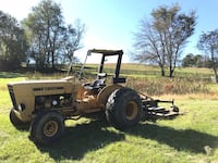 FORD 530A Industrial Tractor w/ mower Frederick, 21701