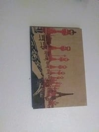 brown and red wooden wall decor Beaumont
