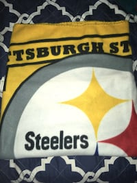 Steelers throw blanket  Windsor Mill, 21244