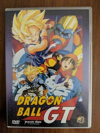 Dragonball GT DVD 4