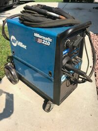 Miller Welder Millermatic 210 Welder Union, 63084