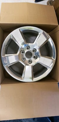 20 inch Chevrolet Silverado Rims - Set of 4 Reading