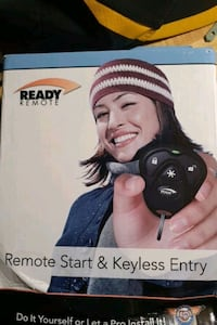 Remote Start & Keyless Entry Swansea, 02777