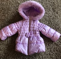 Toddler winter coat Bluemont, 20135
