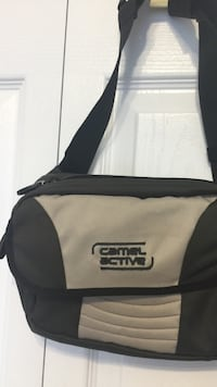 Gray and black camel active fanny pack Edmonton, T5T