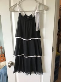 Girls size 14 black and white dress Ringgold, 30736