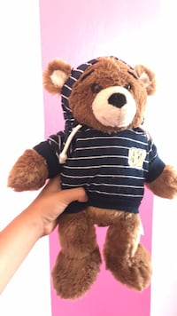 brown and black bear plush toy Bakersfield, 93308