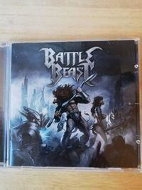 Battle beast CD  Ingolstadt, 85049