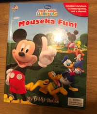 Mickey mouse club playbook