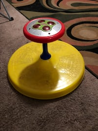 Musical sit n spin Mt Holly