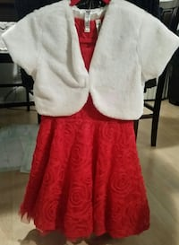 Beautee's, Size 12, Girl's Holiday Dress