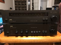 NAD Series 20 Original 3020 Stereo Amplifier and 4020 FM Stereo Tuner Cambridge, N1T 1T8