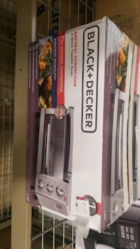 BLACK AND DECKER TOASTER OVEN Indianapolis, 46231