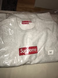 Supreme Box Logo! FW18 Brand New! Sandnes, 4326