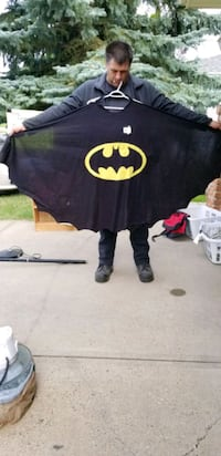 Huge Batman Cape.  Fits teen or grown man. Edmonton, T6M 2G7