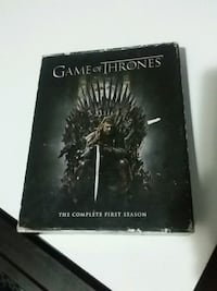 ☆ GAME OF THRONE FIRST SEASON ☆☆