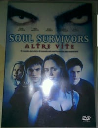 Soul Survivors Altro Vite Custodia DVD