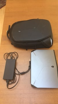 Alienware 15R2 gtx 980m 16gb ram core i7 6820HK + charger + backpack Los Angeles, 90039
