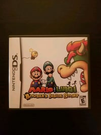 Mario and Luigi Bowser's Inside Story for Nintendo Vaughan, L4L
