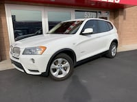 2011 BMW x3 One owner AWD