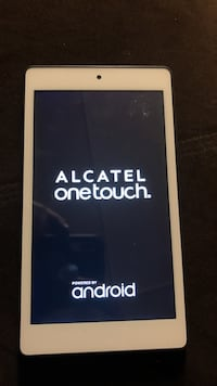 Alcatel one touch tablet