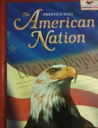 The American nation - USA history Textbook