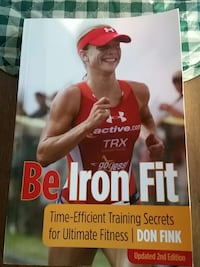 Be Iron Fit Book by Don Fink Sterling, 20165
