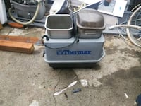 Thermax CP5 Commercial Carpet Hot Water Extractor Vancouver, 98661
