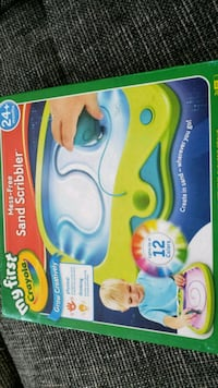 Fisher-Price Smart Stages Chair box Sterling, 20165