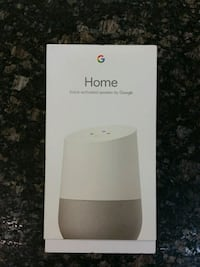Google Home voice activated speaker (NEW) Woodbridge, 22191